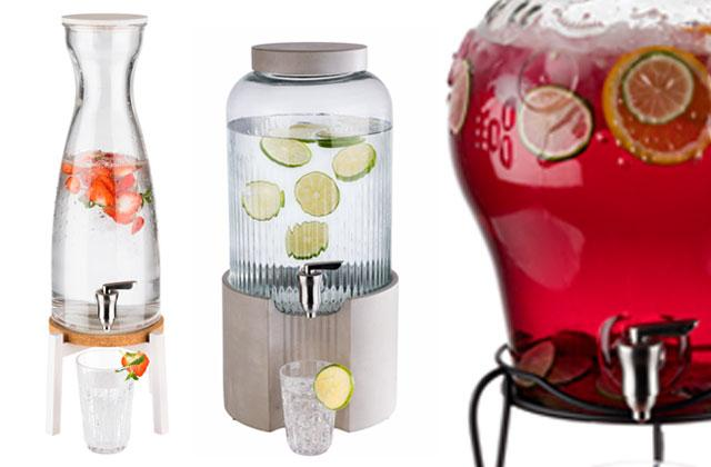 BEVERAGES DISPENSERS