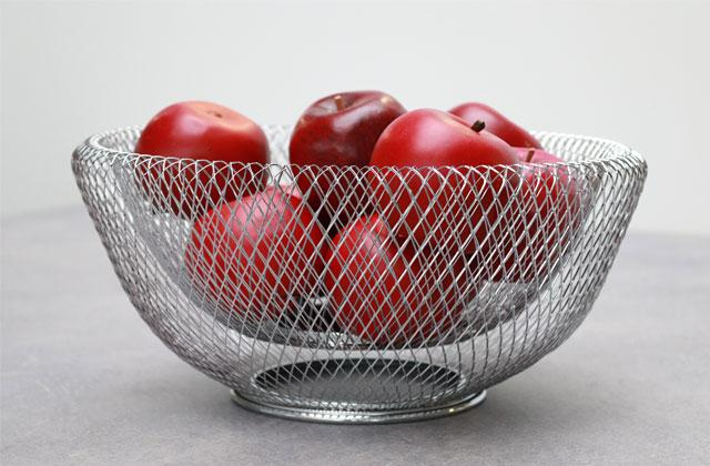 METAL BASKETS/BOWLS