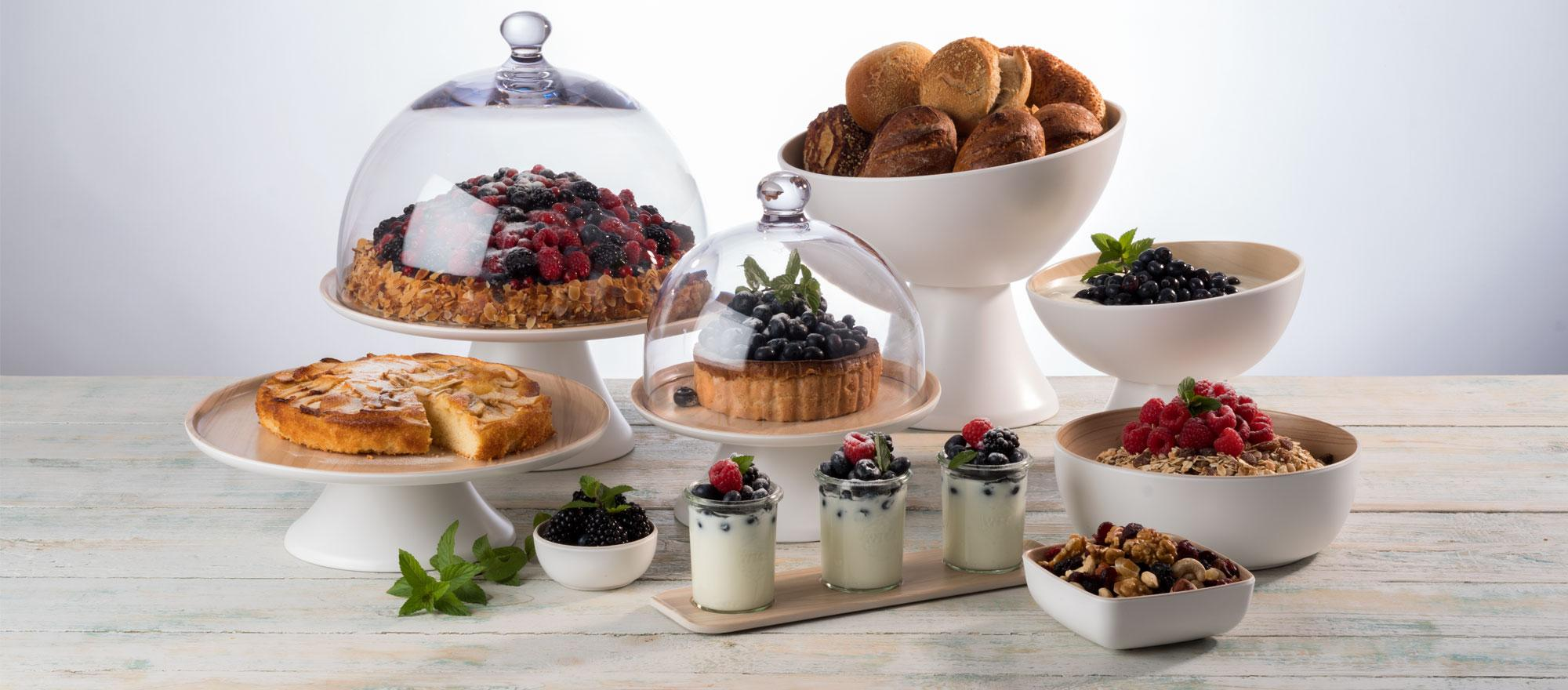 Buffet & Tabletop Melamine