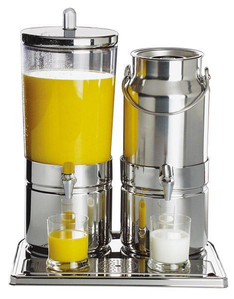 "juice and milk dispenser MIX ""TOP FRESH"""