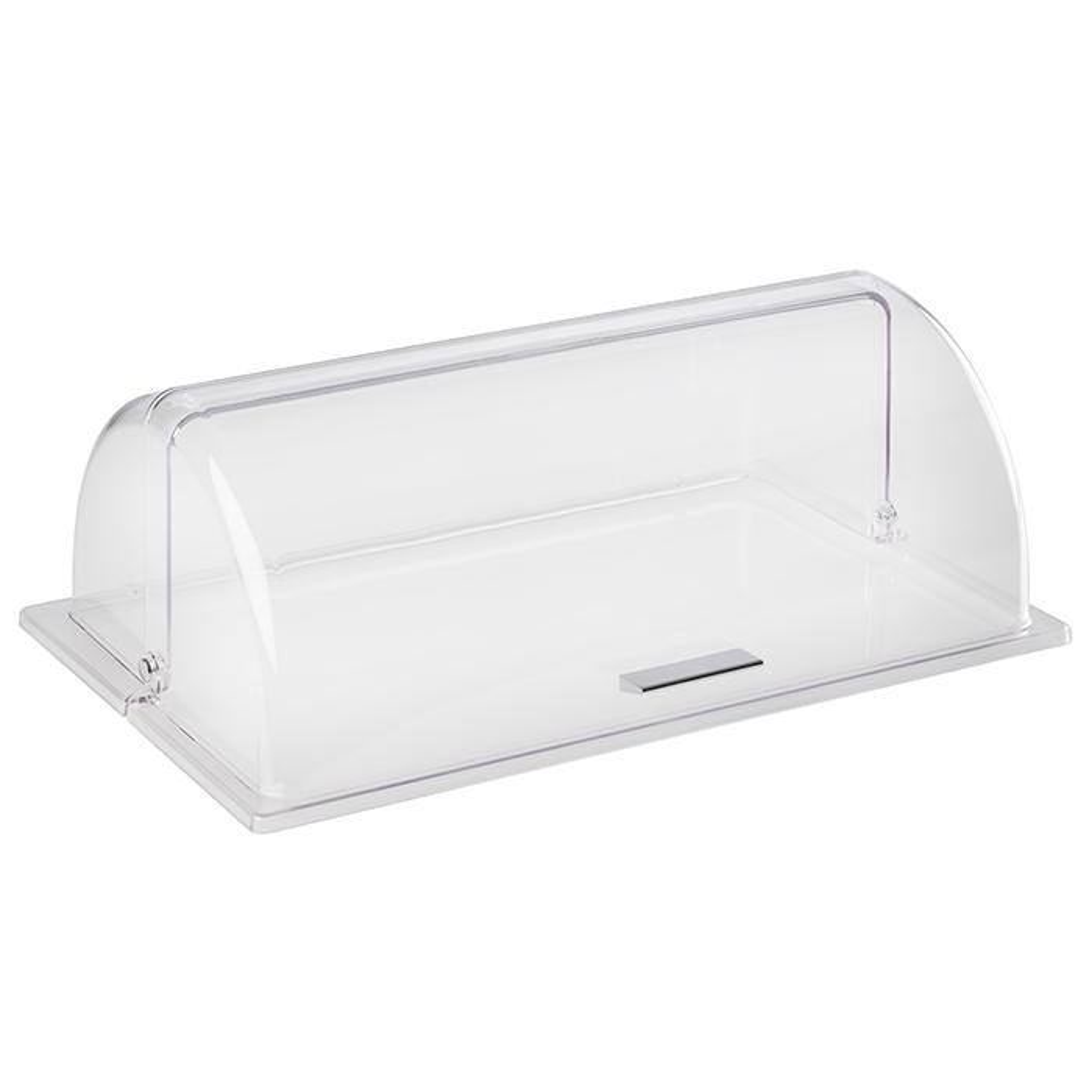 Buffethaube Spuckschutz Hygiene Rolltop Speisenrolltop   NEU Gastlando