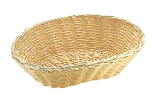 basket for bread or fruits 18 x 12 x 7 cm