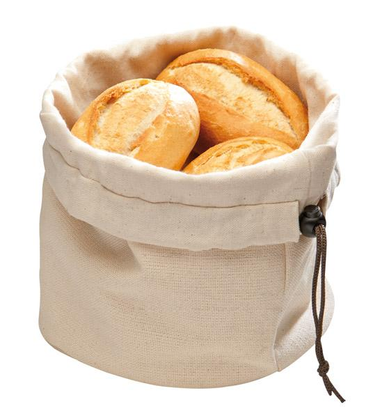 bread basket with stones pillow