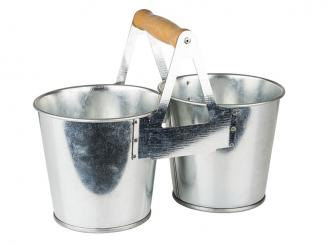 "cutlery bin / table caddy ""TIN"""
