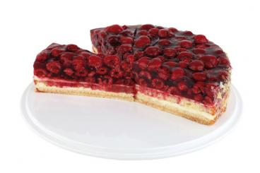 cake stand 31 x 31 x 3,5 cm