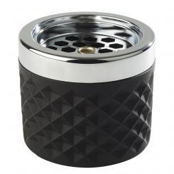 ashtray black