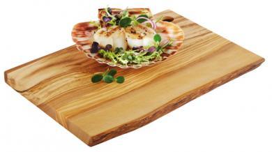 serving board 25 x 17 x 1,5 cm