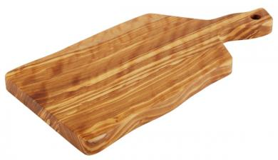 """serving board """"OLIVE"""" 25 x 12,5 x 1,5 cm"""