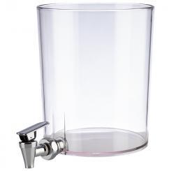 container inclusive tap