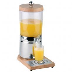 "juice dispenser WOOD ""TOP FRESH"""
