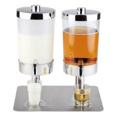 juice and milk dispenser