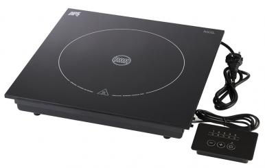 built-in induction plate for chafing dish