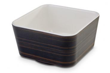 bowl, square 0,6 l
