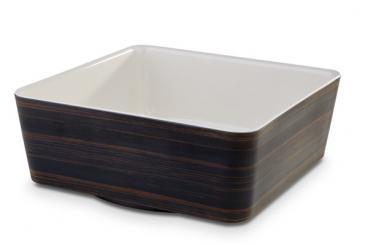 bowl, square 3,5 l