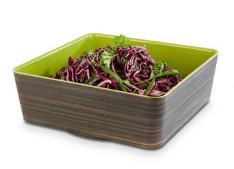 bowl, square