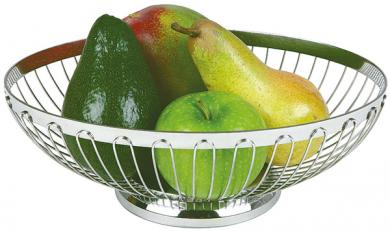 basket for bread or fruits 20,5 x 15,5 x 7 cm