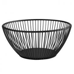 "basket ""SVART"" 17,5 x 17,5 x 8 cm"