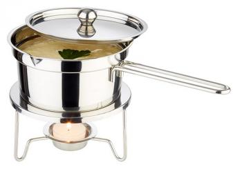 butter and sauce pan warmer