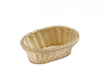 "buffet basket, oval ""ECONOMIC"" 23 x 16,5 x 9 cm"
