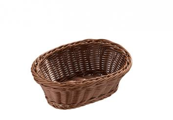 "buffet basket, oval ""ECONOMIC"" 23 x 18 x 9 cm"