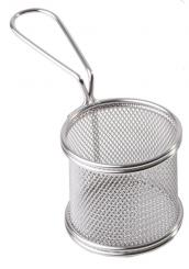 stainless steel fry baskets 17,5 x 8 x 11 cm