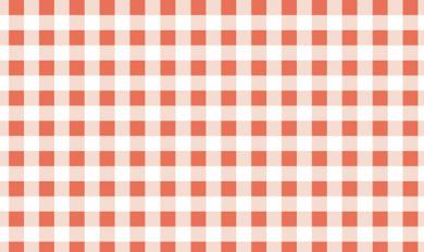 greaseproof paper squares Weiß, red