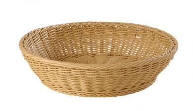 basket, round 37 x 37 x 9 cm