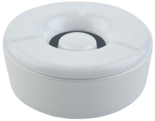 ashtray white